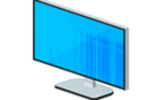 Полосы на экране монитора ПК или ноутбука — причины и что делать