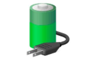 Как узнать емкость батареи ноутбука в Windows 10