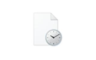 Как изменить дату создания, изменения и открытия файла Windows 10, 8.1 и Windows 7