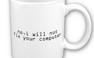 Выбираем ремонт компьютера