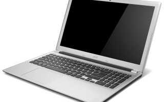Acer ASPIRE E5-571G — обзор основных характеристик