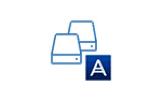 Как перенести Windows 10, 8.1 и Windows 7 на SSD в Acronis True Image