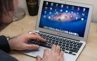 Apple MacBook Air 11 Early 2014 для работы и учебы