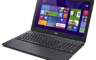 Acer Aspire E5-511 — обзор ноутбука, анализ минусов и плюсов