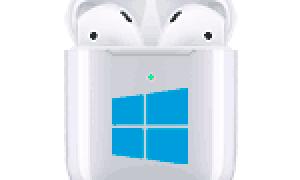 Как подключить AirPods к компьютеру или ноутбуку Windows