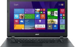 Acer Aspire ES1-131: обзор плюсов и минусов, отзывы и характеристики