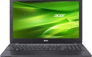 Acer Extensa 2509 — подробный обзор основных характеристик