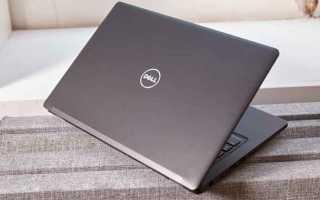 Dell Latitude 5280: обзор плюсов и минусов, отзывы и характеристики