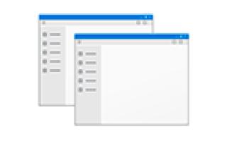Как закрепить окно или программу поверх всех окон в Windows 10, 8.1 или Windows 7