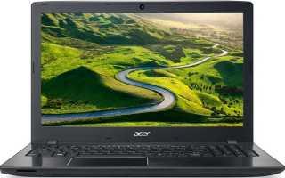 Acer ASPIRE E5-553G-T7WE: обзор плюсов и минусов, отзывы и характеристики