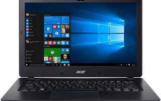 Acer ASPIRE V3-372-51LM: обзор плюсов и минусов, отзывы и характеристики