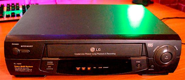 перенос видео с видеокассеты на компьютер