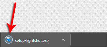 установить LightShot
