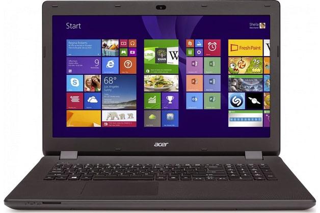 Обзор Acer Aspire ES1