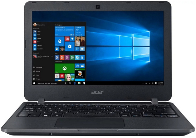 Acer TravelMate TMB117