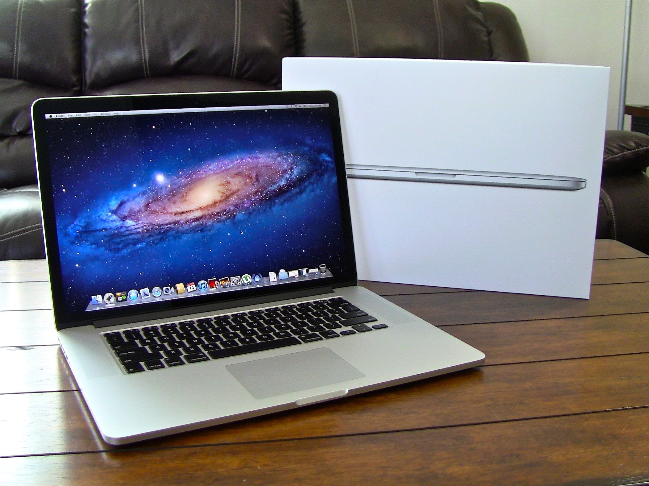 Apple MacBook Pro 13 Mid 2012 2