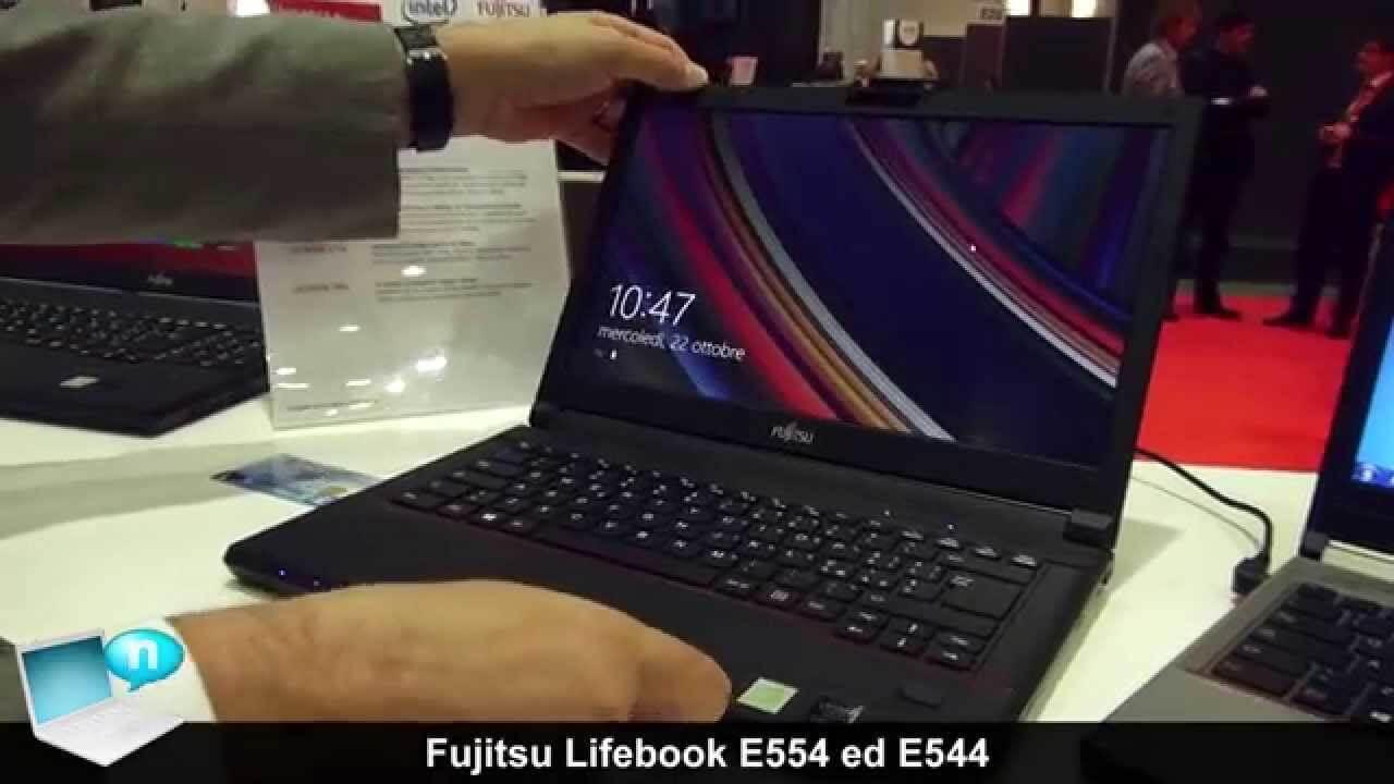 Fujitsu LIFEBOOK E5442