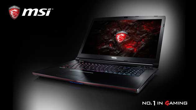 игровой ноутбук MSI GE72 6QF Apache Pro
