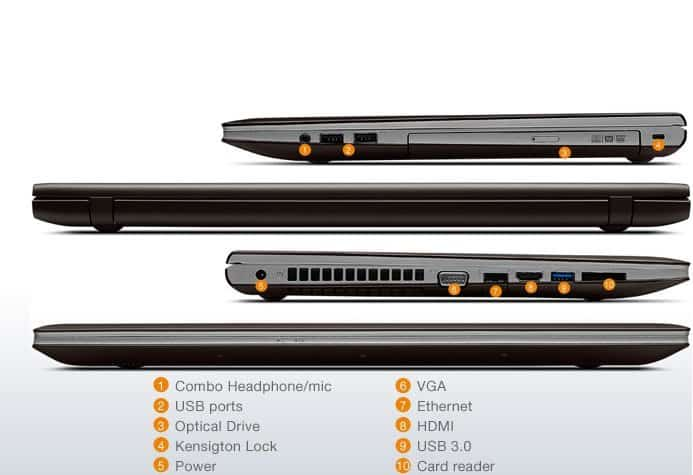 Lenovo IdeaPad Z500 2