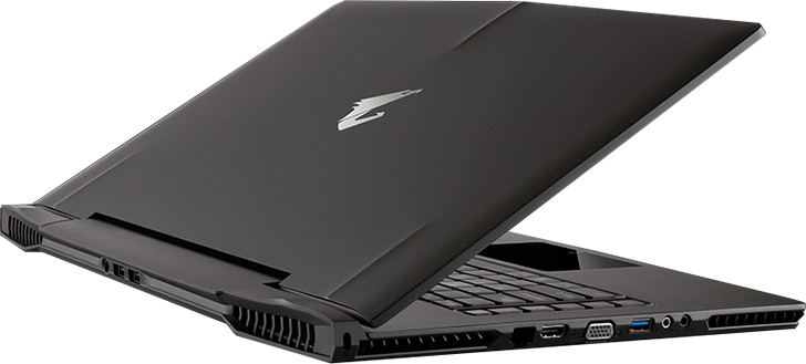Игровой ноутбук Aorus X7