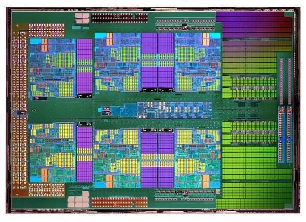 архитектура процессора Phenom