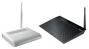 Wi-Fi роутеры Asus RT-N10 U и C1