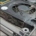 Как почистить ноутбук