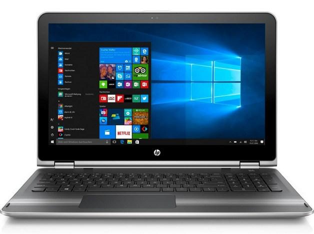 HP PAVILION 15-bk152nr x360