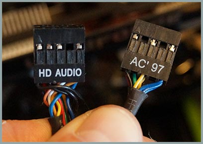 Коннекторы аудио