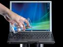 жидкость на клавиатуре ноутбука, пролили жидкость на ноутбук
