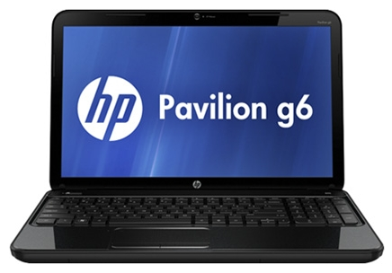 Ноутбук HP Pavilion g6z-2355