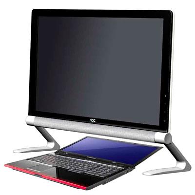 как подключить монитор к ноутбуку, hdmi разъём, vga порт