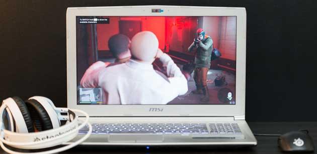 компактный игровой ноутбук MSI PL60 7RD