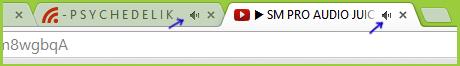 Новые вкладки в Google Сркщьу