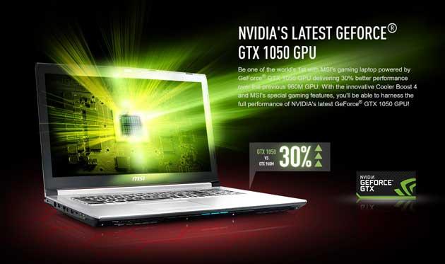 игровой ноутбук MSI PL60 7RD обзор