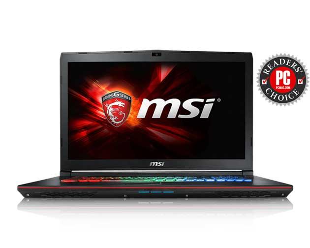 обзор MSI GE72 6QF Apache Pro