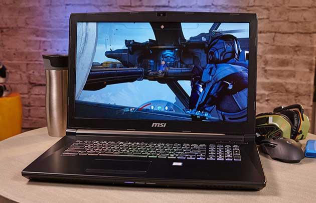 обзор игрового ноутбука MSI GP72 7REX LEOPARD PRO