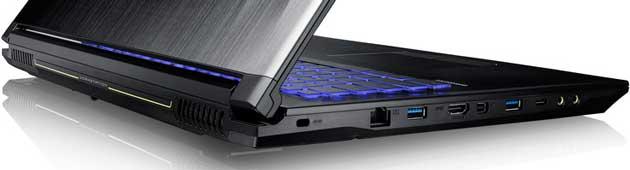 обзор игрового ноутбука MSI WE72 7RJ