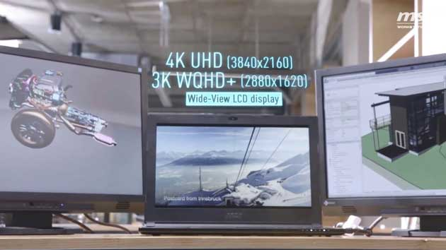 обзор игрового ноутбука MSI WS60 7RJ