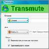 Скачать программу Transmute