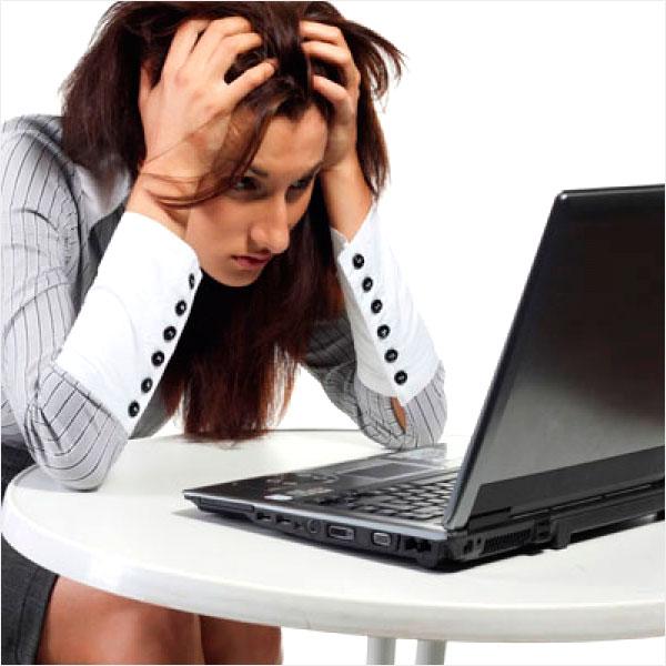 Почистить ноутбук от вирусов