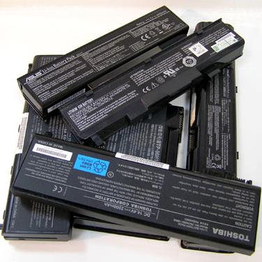 Проверить аккумулятор ноутбука
