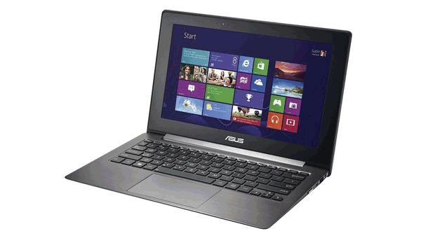 Как установить Windows 8 на ноутбук Asus