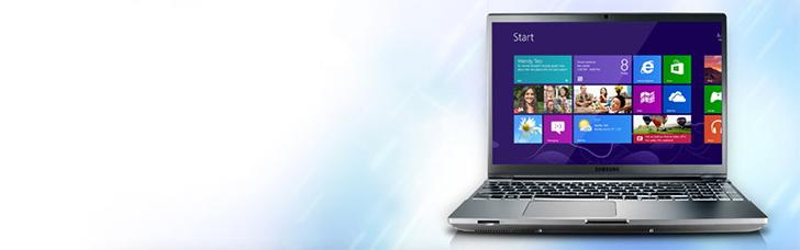 Установка Windows 8 на ноутбук Samsung