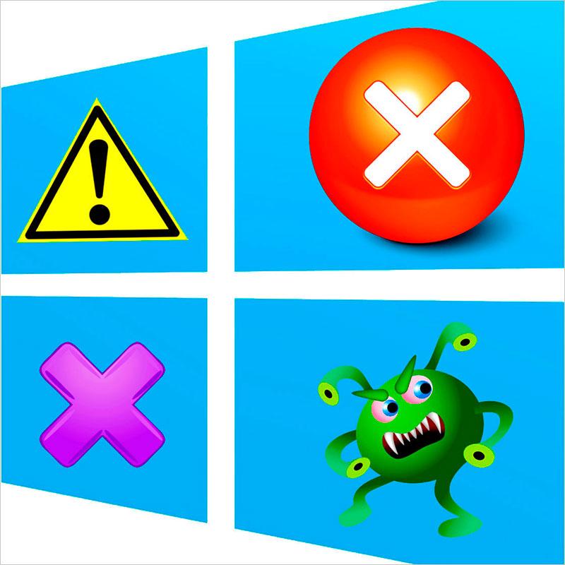 windows заблокирован, не запускается виндовс из-за вируса, удалить вирусы с компьютера